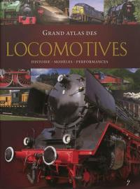 Grand atlas des locomotives