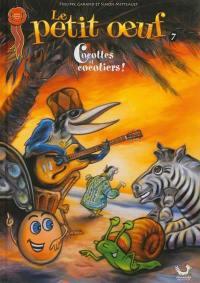 Le petit oeuf Tome 4 Le prince des omelettes ! - Philippe Garand