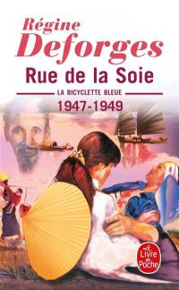 La bicyclette bleue. Volume 5, Rue de la soie