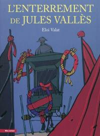 L'enterrement de Jules Vallès