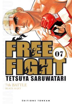 Free fight. Volume 7, Black as jet