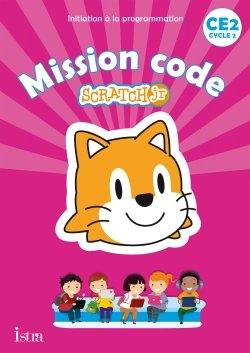 Mission code Scratch jr, CE2, cycle 2