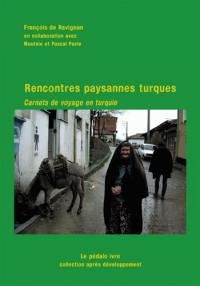 Rencontres paysannes turques