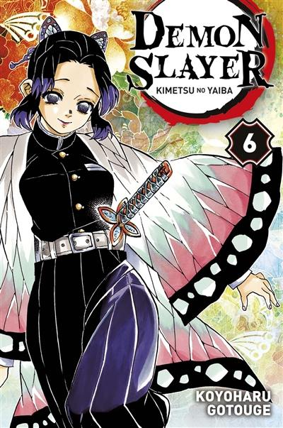 Demon slayer. Volume 6,