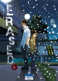 Erased. Volume 6,