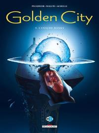 Golden city. Volume 9, L'énigme Banks
