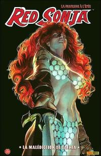 Red Sonja. Volume 1, La malédiction de Gathia