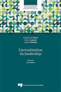L'actualisation du leadership