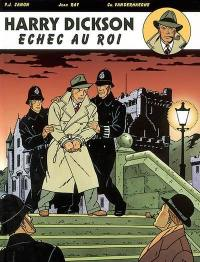 Harry Dickson. Volume 2-7, De la conspiration fantastique