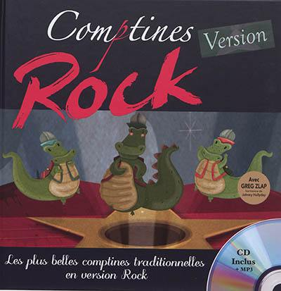 Comptines version rock