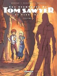 Les aventures de Tom Sawyer, de Mark Twain. Volume 3,