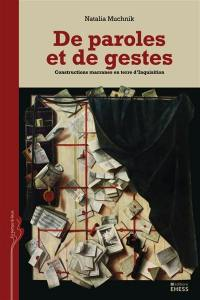 De paroles et de gestes
