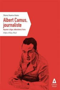 Albert Camus, journaliste