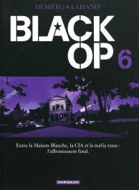 Black op. Volume 6,