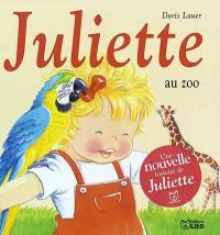 Juliette au zoo