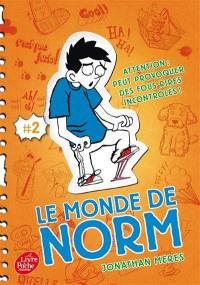 Le monde de Norm. Volume 2, Attention