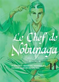 Le chef de Nobunaga. Volume 11,