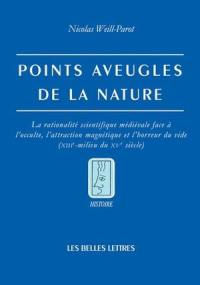 Points aveugles de la nature