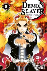 Demon slayer. Volume 8,
