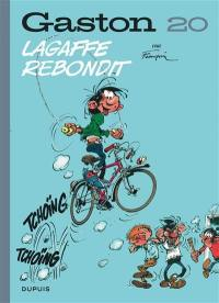 Gaston. Volume 20, Lagaffe rebondit