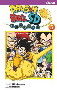 Dragon ball SD. Volume 5, Le combat à mort des guerriers !!