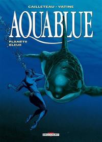 Aquablue. Volume 2, Planète bleue