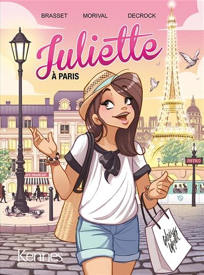 Juliette. Volume 2, Juliette à Paris
