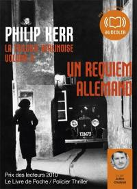 La trilogie berlinoise. Volume 3, Un requiem allemand