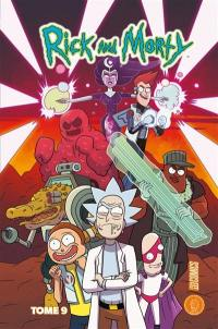 Rick and Morty. Volume 9,