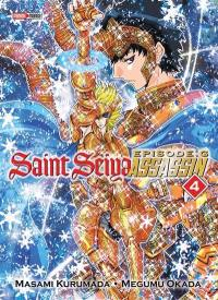 Saint Seiya, épisode G. Volume 4,
