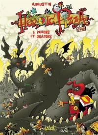 Heroic Pizza. Volume 5, Pigeons et dragons
