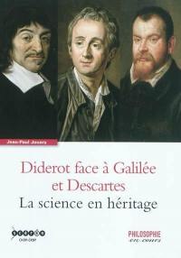 Diderot face à Galilée et Descartes