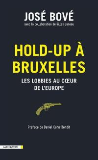 Hold-up à Bruxelles