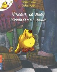 Vincent, le chien terriblement jaune