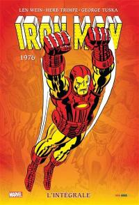 Iron Man. Volume 10, 1976