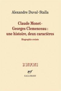 Claude Monet, Georges Clemenceau