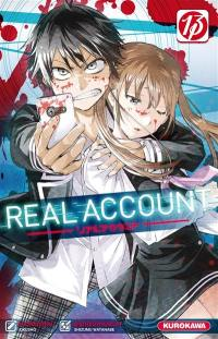 Real account. Volume 13,
