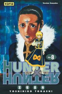 Hunter x Hunter. Volume 8,