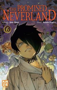 The promised neverland. Volume 6,