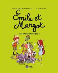 Emile et Margot. Volume 3, Un bazar monstre