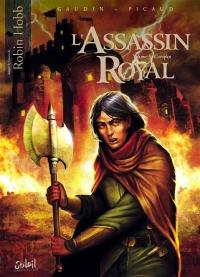 L'assassin royal. Volume 5, Complot