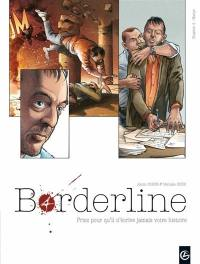 Borderline. Volume 4, Martyr