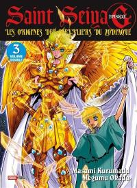 Saint Seiya, épisode G. Volume 3,
