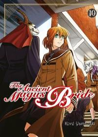 The ancient magus bride. Volume 10,