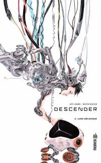 Descender. Volume 2, Lune mécanique