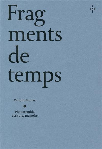 Fragments de temps