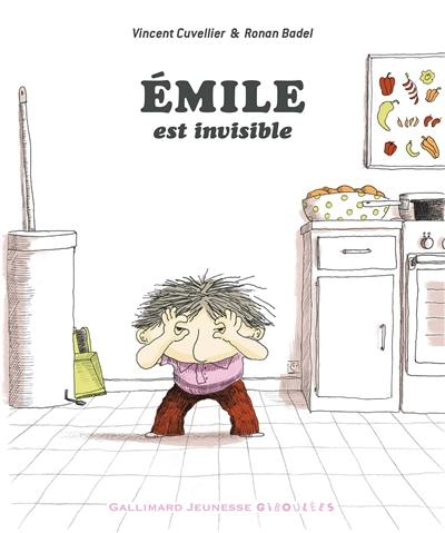 Emile. Volume 2, Emile est invisible