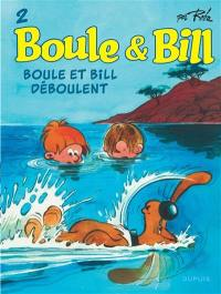 Boule & Bill. Volume 2, Boule et Bill déboulent