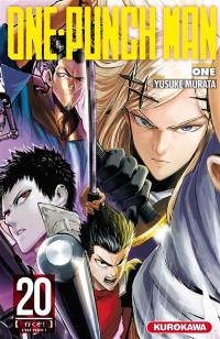 One-punch man. Volume 20,