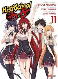 High school DXD. Volume 11,